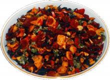 Чай фруктовый Вишневый пунш, 500 г, крупнолистовой фруктовый чай