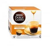 Кофе в капсулах Nescafe Dolce Gusto Espresso Caramel (Эспрессо Карамель) упаковка 16 капсул