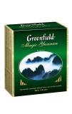 Чай черный Greenfield Magic Yunnan пакетированный 100 пакетиков в упаковке