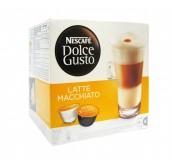 Кофе в капсулах Nescafe Dolce Gusto Latte Macchiato (Латте Макиато) упаковка 16 капсул