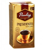 Кофе молотый Paulig Presidentti Gold Label (Паулиг Президентти Голд Лейбл ) 275г, вакуумная упаковка