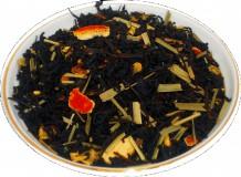 Чай черный Апельсин со сливками, 500 г, крупнолистовой ароматизированный чай