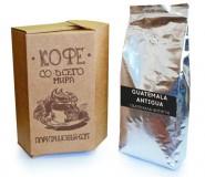 Кофе в зернах СВЕЖЕЙ ОБЖАРКИ Esperanto GUATEMALA ANTIGUA (Эсперанто Гватемала Антигуа), моносорт, 0,5 кг, вакуумная упаковка