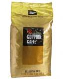 Кофе в зернах Goppion Qualita Oro (Гоппион Кволита Оро), органически чистый кофе в зёрнах (500г), вакуумная упаковка с клапаном