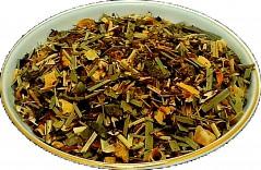 Чай травяной Женьшеневая Долина, 500 г, крупнолистовой с травами чай с травами