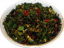 Чай травяной HANSA TEA Похудей, 500 г, крупнолистовой с травами чай с травами