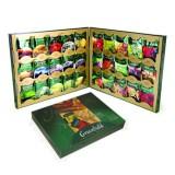 Подарочный набор Greenfield (Гринфилд), чай пакетированный, 30 видов