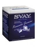 Чай Svay зеленый Romantic Jasmine (Чарующий жасмин) ( 20саше по 2гр.)