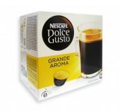 Кофе в капсулах Nescafe Dolce Gusto Cafe Crema Grande Aroma (Крема Гранд Арома) упаковка 16 капсул