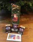 Подарочный набор состоящий из чаев SVAY и сладости